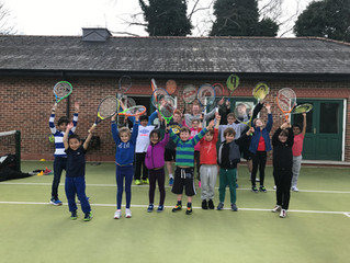 Our Easter Camps are a big success!