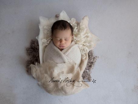 Beautiful baby boy photo session