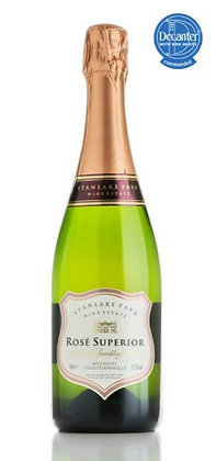 Stanlake Park Rosé Superior English Sparkling Wine