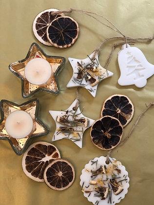 Montagu & Amber Christmas Wax Melt