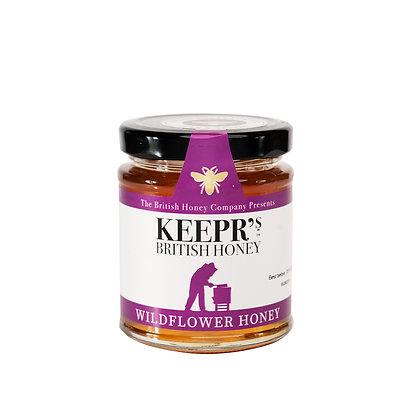 Keepr's Wildflower Honey, 227g