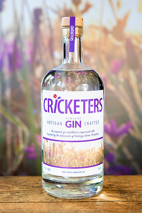 Cricketers Berkshire Gin, 70cl