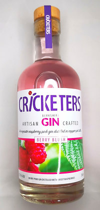 Cricketers Pink Gin, 35cl