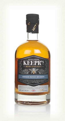 KEEPR's Smoked Honey Bourbon, 70cl