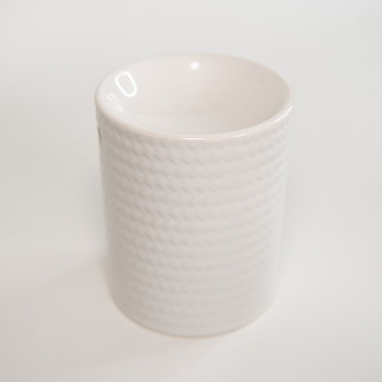 Weave Effect Oil/Wax Burner