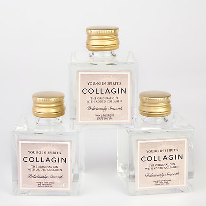 Collagin Miniature, one 5cl bottle