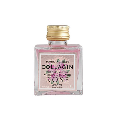 Collagin Rose Gin, 5cl