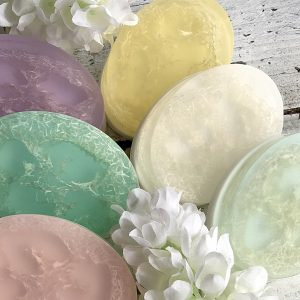 Little Suds Loofah Soaps