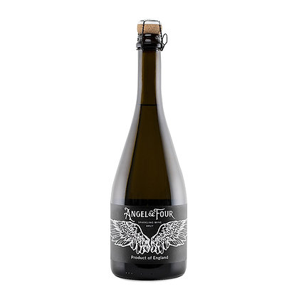 Angel & Four English Sparkling Wine, 75cl