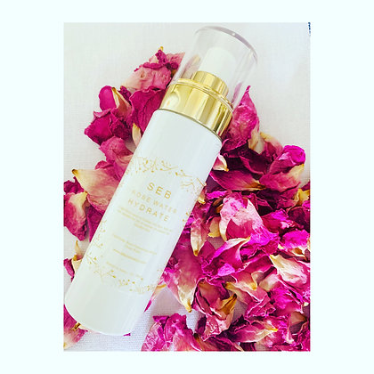 SEB  Floral Water for Face & Body, 50ml