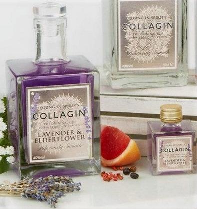 Collagin Lavender & Elderflower Gin, 5cl