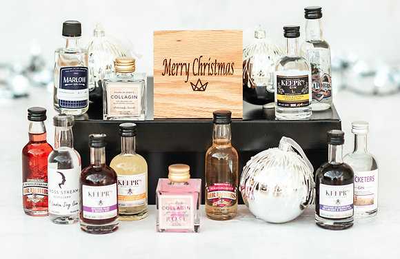 The Twelve Gins of Christmas Boxx