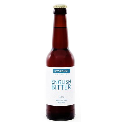 Stardust Brewery English Bitter, 330ml