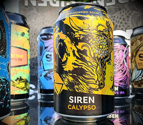 Siren Craft Ale, 330ml cans