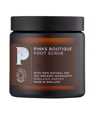 Pinks Boutique Foot Scrub