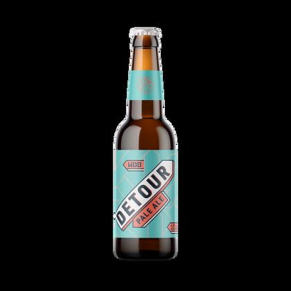 Detour Pale Ale, 330ml bottle