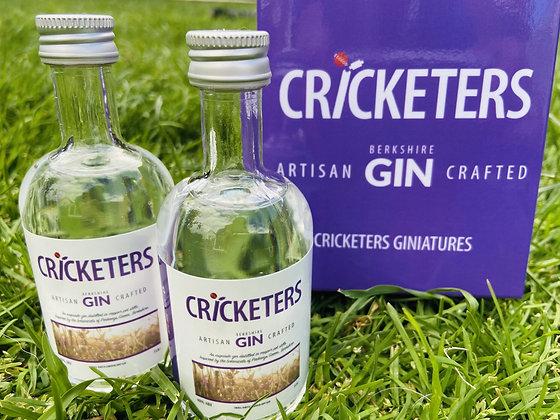 Cricketers Berkshire Gin Mini, 5cl