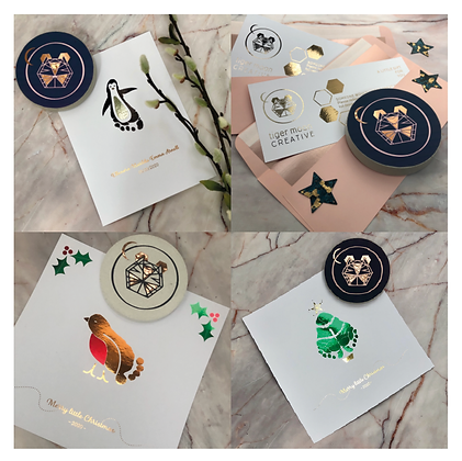 Tiger Moon Creative Prints, Gift Vouchers