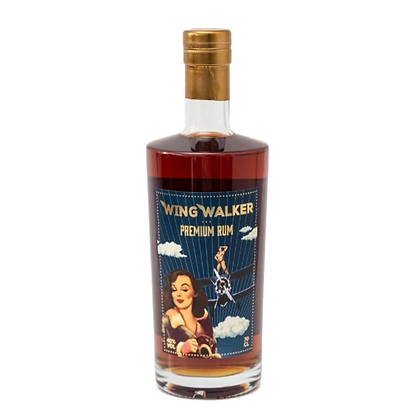 Wing Walker Premium Rum, 70cl