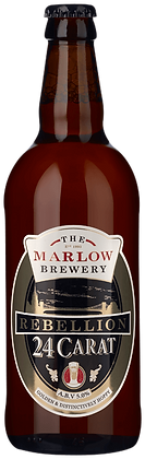 The Marlow Brewery Ales, 500ml