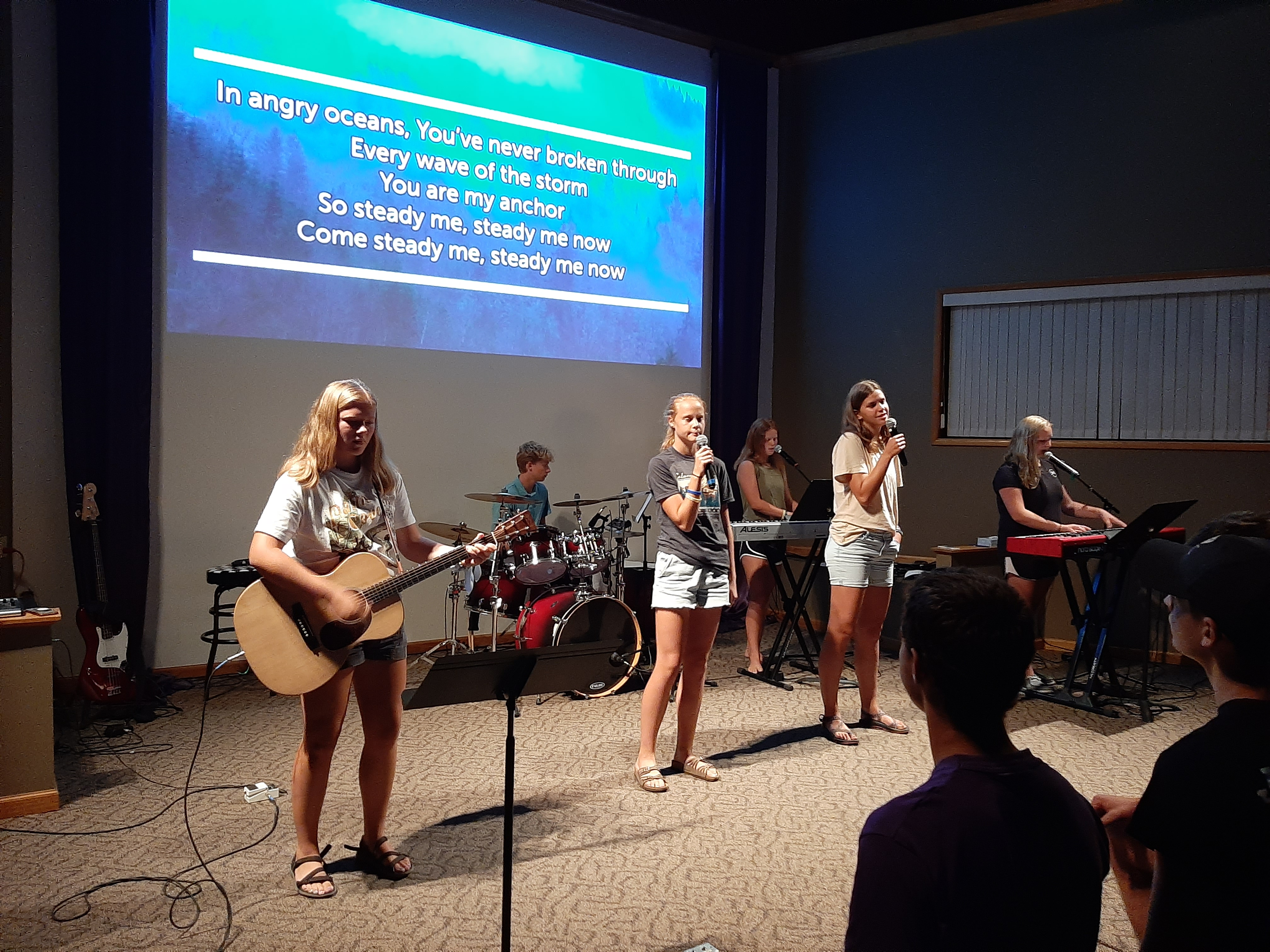 Youth Worship Team