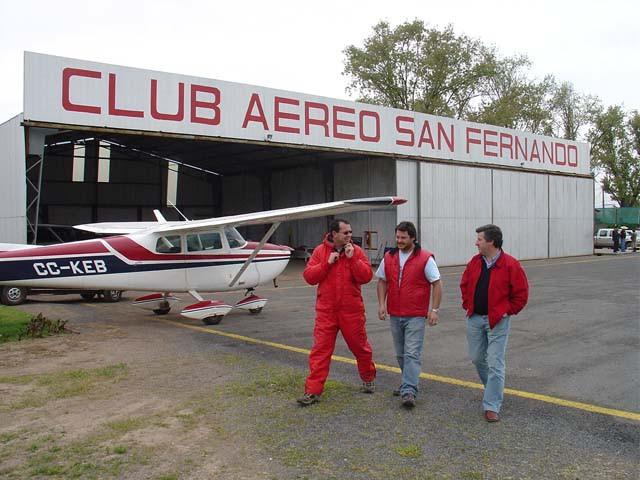 Club Aéreo de San Fernando -Chile