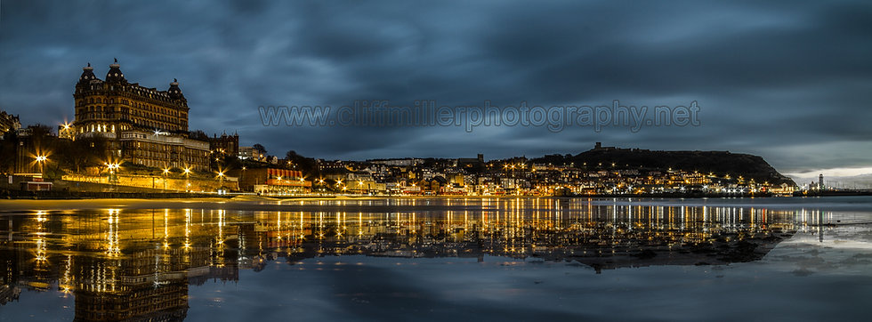 Scarborough Reflections