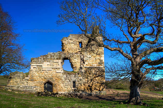 Ayton Castle.