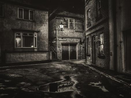 Urban Scarborough In Black & White
