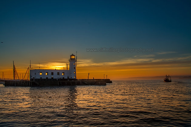 Gone Fishing at Sunrise