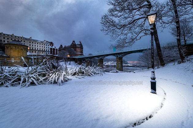 Snowy Scarborough