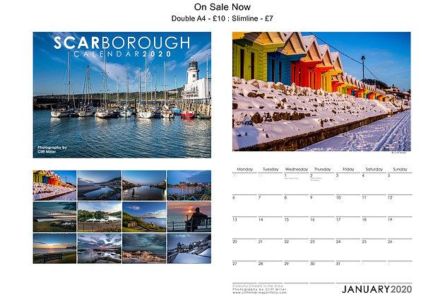 Scarborough Calendar 2020