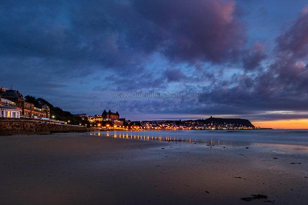 Hometown Lights at Dawn.