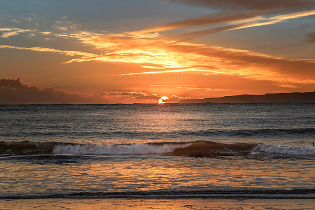 The Sunrise Moment.