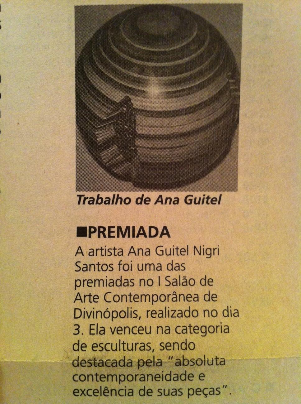 """newspaper """"HOJE EM DIA"""" 07/06/96"""