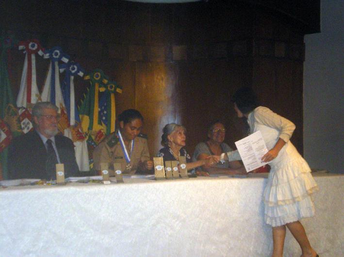 Gold Medal - RJ, Brazil, 2009.