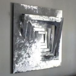 Wall sculpture - SquareTarget