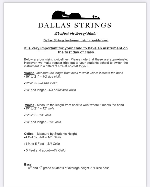 Dallas Strings 2021 Flyer  Sizing w Hype