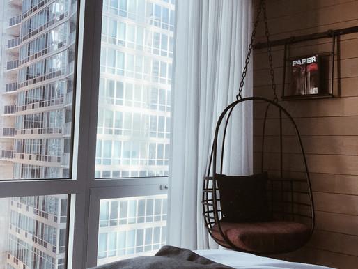 Weekend in New York, Moxy Hotel