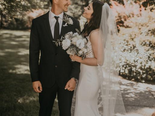 Laurel Creek Manor Wedding 07.14.17
