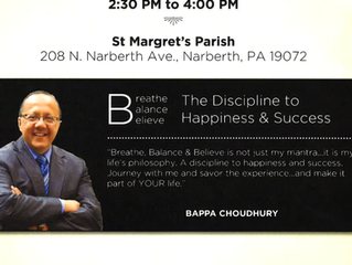 Are you free this Saturday afternoon? Attend a LIVE and FREE EVENT in the Philadelphia area with BAP
