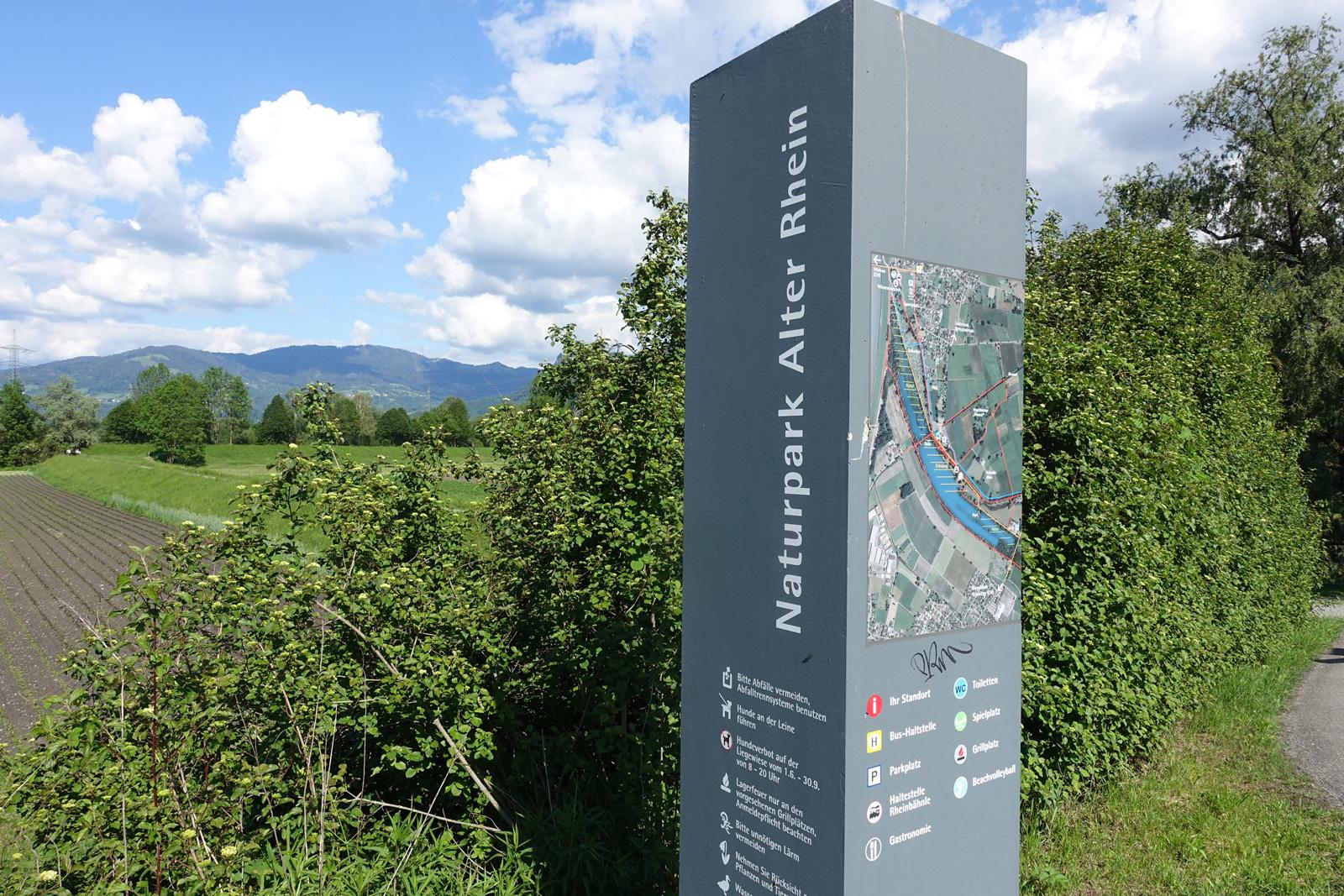 Naturpark Lustenau