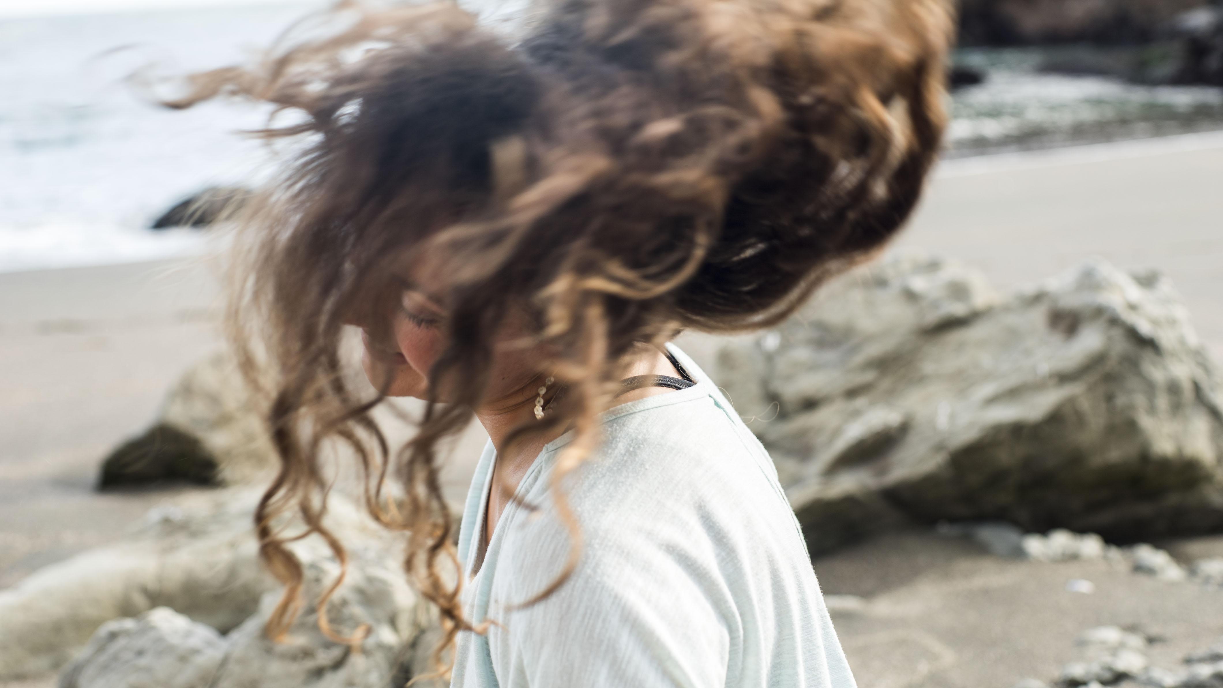 Camina hair wave