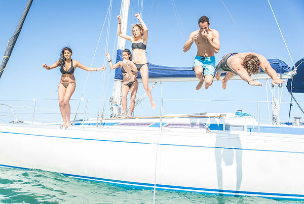 Miami Catamaran rentals