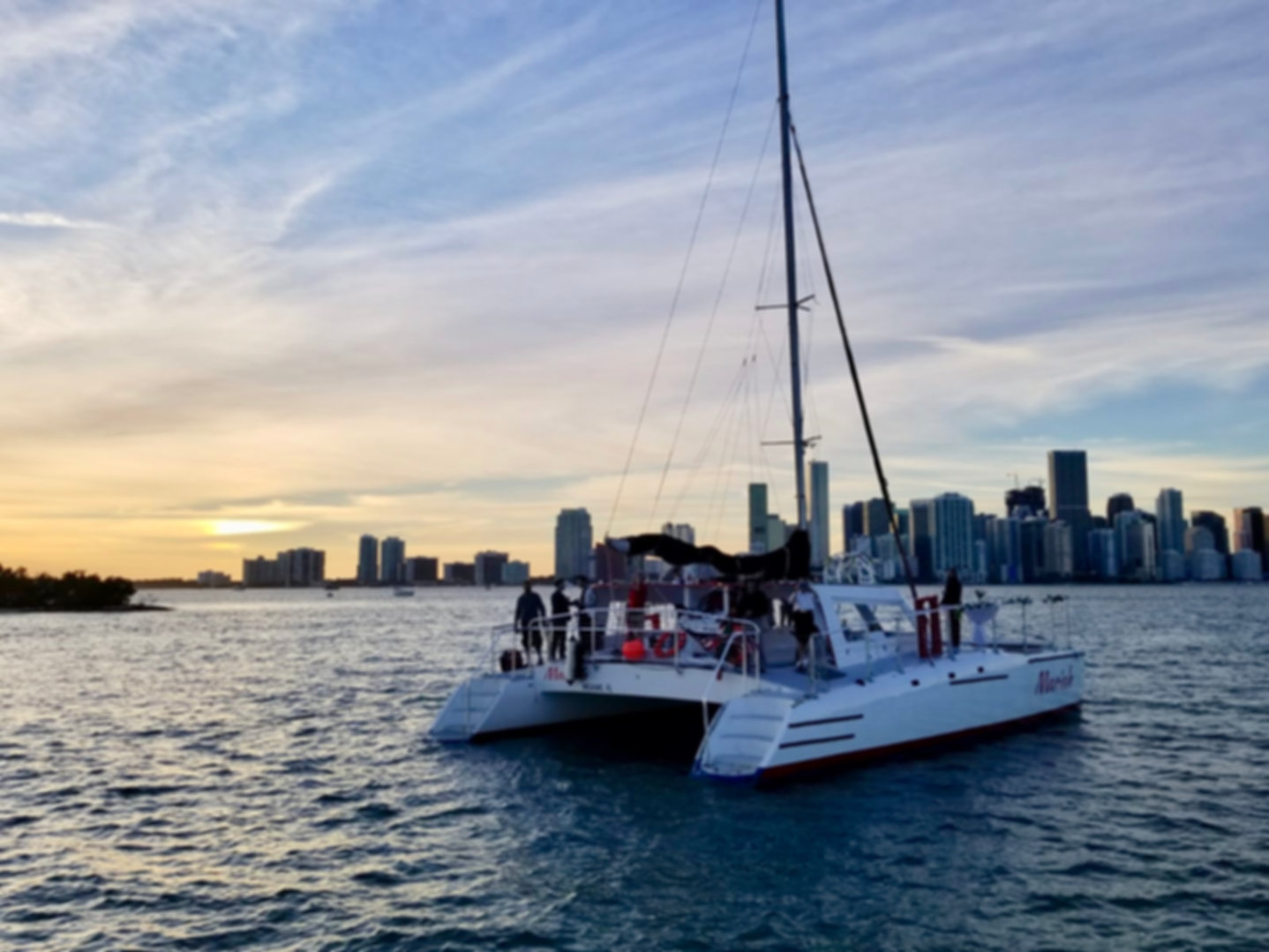 Miami Sunset Tour