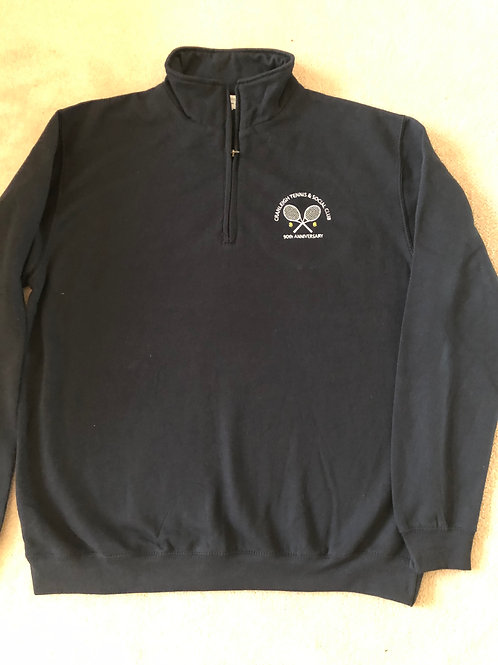 Half Zip Fleece Jacket (Mens)