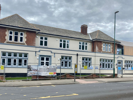 Porchester House - July Update