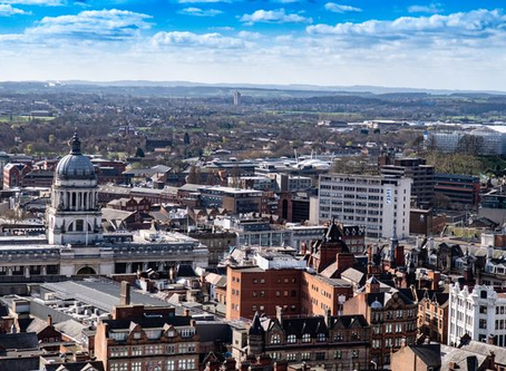 Nottingham - Best Performing City