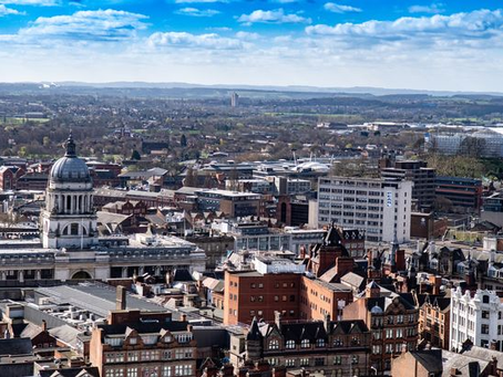 Nottingham - Best Performing City
