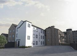 The Lace Mills Nottingham